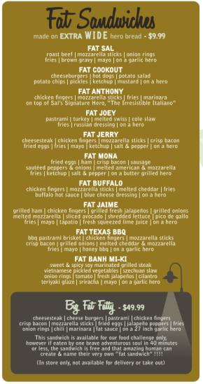 Fat Sals